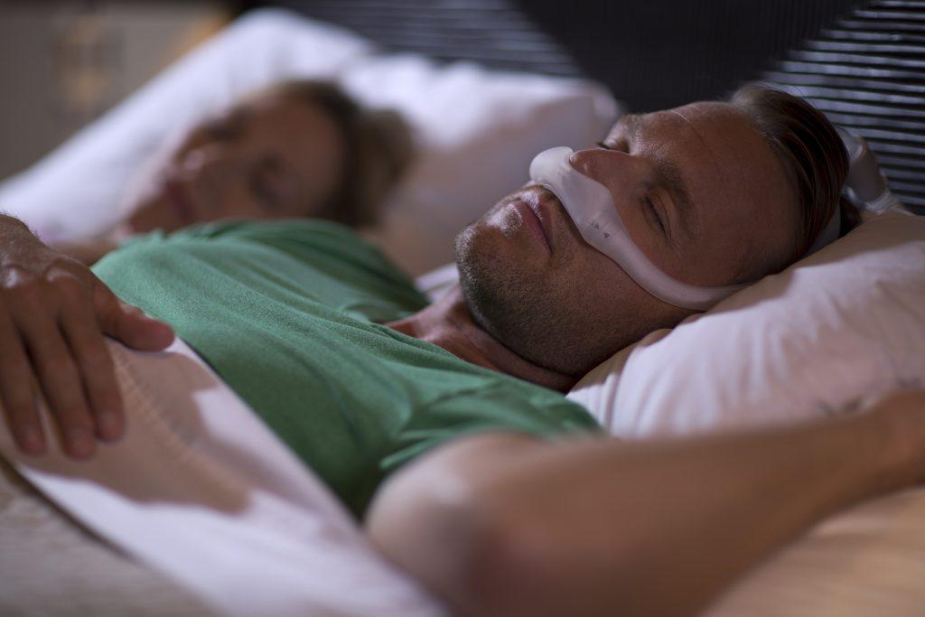 CPAP Mask (หน้ากาก CPAP)